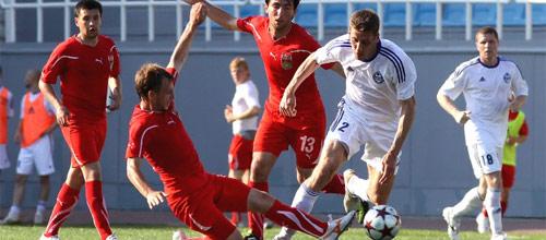 Чемпионат Футбольной Национальной лиги: Луч-Энергия - ФК Уфа