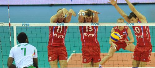 Мировая Лига: Италия - Россия