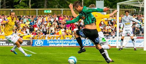 Чемпионат Швеции, первая лига: Браге - Энгельхольм