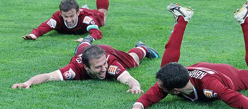 Российская Премьер-Лига: Рубин - Крылья Советов