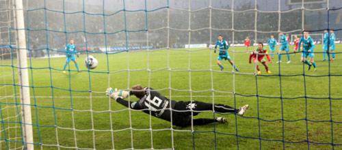 Российская Премьер-Лига: Зенит - Локомотив