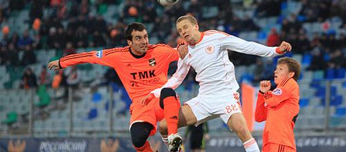 Российская футбольная Премьер Лига: Урал - Амкар