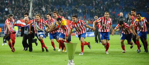 Лига Чемпионов: Атлетико - Зенит