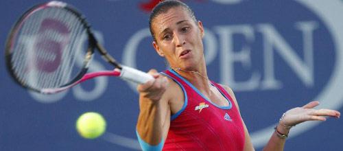 US OPEN, 1/2 финала: Виктория Азаренко - Флавия Пеннетта