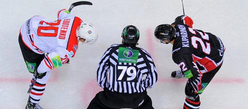 Чемпионат КХЛ: Сибирь - Авангард