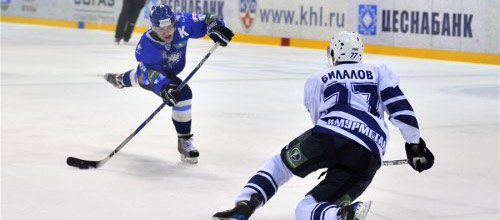 Чемпионат КХЛ: Барыс - Витязь