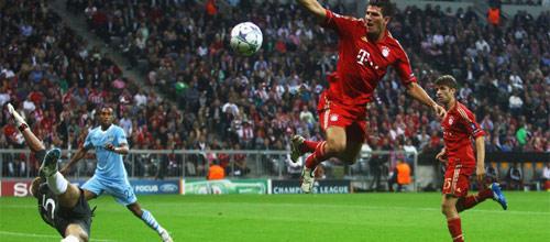 Лига Чемпионов: Манчестер Сити - Бавария