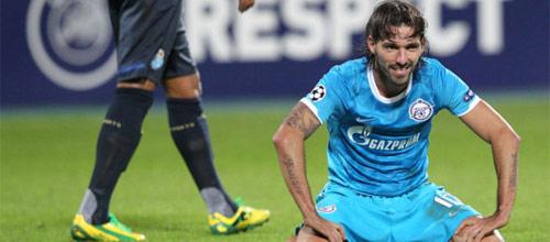 Лига Чемпионов: Порту - Зенит