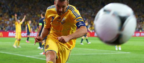 Отборочный матч ЧМ-2014: Украина - Польша