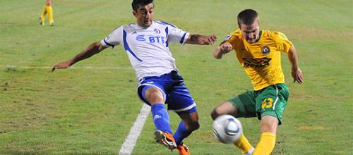 Российская Премьер-Лига: Динамо - Кубань