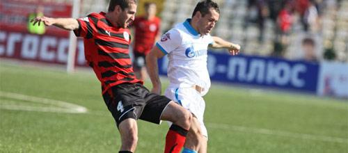 Российская Премьер-Лига: Зенит - Амкар