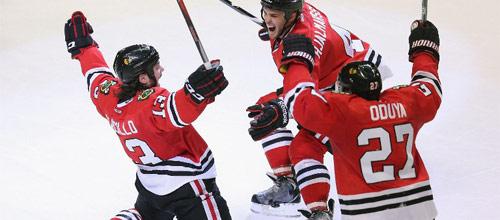 США, НХЛ: Чикаго - Вашингтон