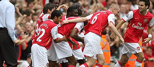 Английская Премьер-Лига: Кардифф Сити - Арсенал