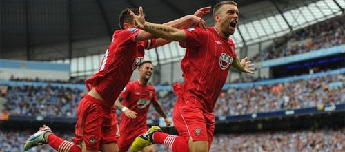 Чемпионат Англии, 11-ый тур: Саутгемптон - Халл Сити