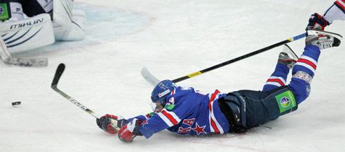 Чемпионат КХЛ: Локомотив - СКА