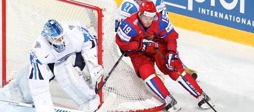 Кубок Карьяла: Россия - Финляндия