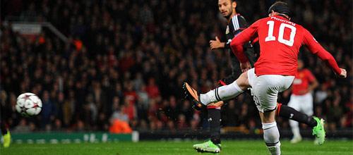 Лига Чемпионов: Байер - Манчестер Юнайтед