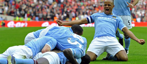 Английская Премьер-Лига: Манчестер Сити - Ливерпуль