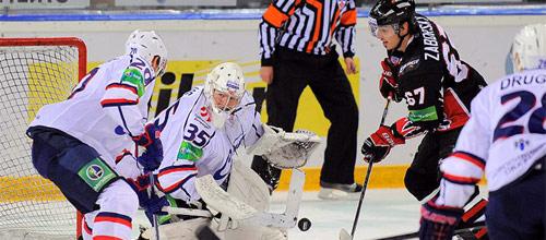 Чемпионат КХЛ: Авангард - Сибирь