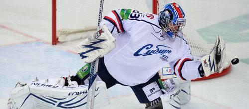Чемпионат КХЛ: Югра - Сибирь