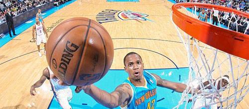 Чемпионат НБА: Голден Стэйт - Нью-Орлеан Пеликанс