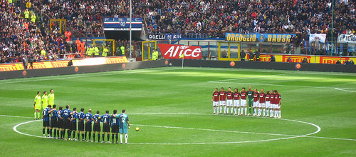 Италия, Серия А: Интер - Милан
