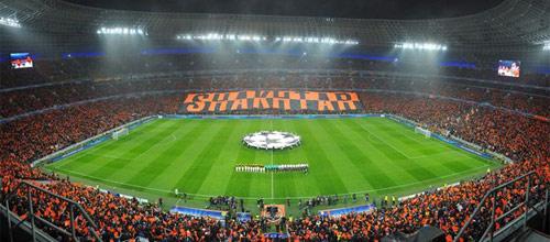 Лига Чемпионов: Манчестер Юнайтед - Шахтёр Донецк