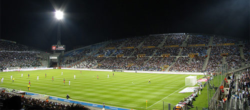 Чемпионат Франции: Монако - Марсель