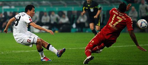 Чемпионат Германии: Боруссия М - Бавария