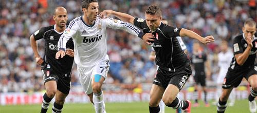 Чемпионат Испании: Гранада - Вальядолид