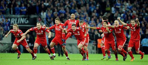 Английская Премьер-лига: Фулхэм - Ливерпуль