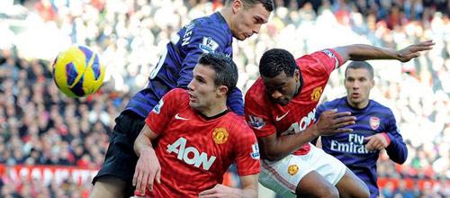 АПЛ: Арсенал - Манчестер Юнайтед
