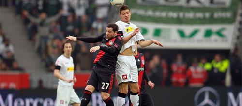 Чемпионат Германии: Боруссия М - Байер