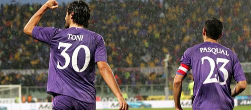 Чемпионат Италии: Фиорентина - Интер