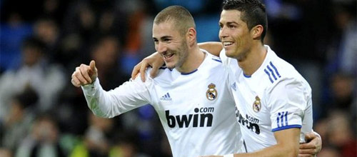 Кубок Испании, первый матч: Реал М - Атлетико М