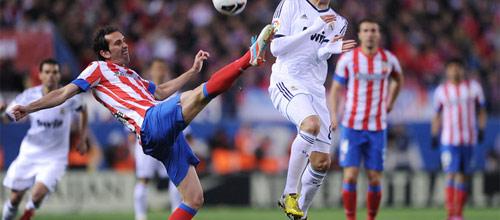 Кубок Испании: Реал Мадрид - Атлетико Мадрид