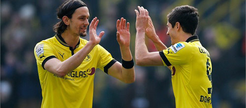 Лига Чемпионов: Зенит - Боруссия Дортмунд
