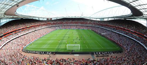 Чемпионат Англии: Арсенал - Манчестер Сити