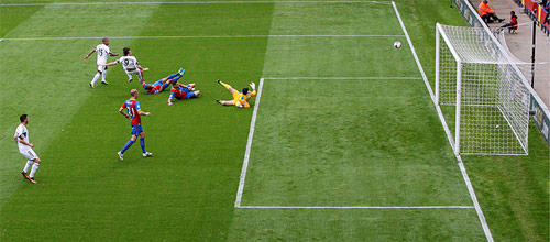 Чемпионат Англии: Суонси - Кристал Пэлас