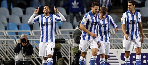 Чемпионат Испании: Реал Сосьедад - Райо Вальекано
