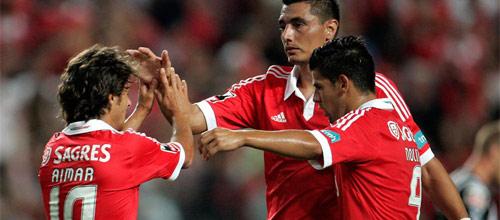 Чемпионат Португалии: Насьональ - Бенфика