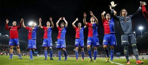 Лига Европы: Базель - Зальцбург