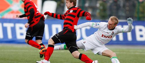 Российская Премьер-лига: Амкар - Локомотив