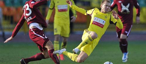 Российская Премьер-Лига: Анжи - Рубин
