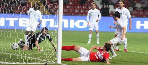Российская Премьер-Лига: Терек - Спартак М