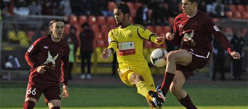 Россия, Премьер-Лига: Анжи - Рубин