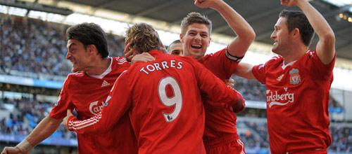 Английская Премьер-лига: Ливерпуль - Манчестер Сити