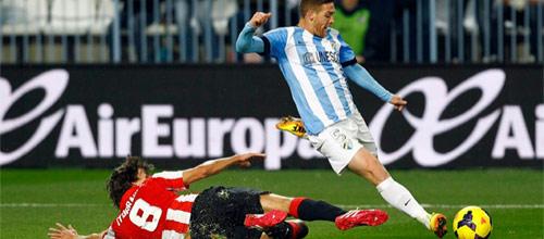 Чемпионат Испании: Атлетик Бильбао - Малага