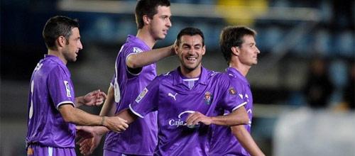Чемпионат Испании: Вальядолид - Валенсия