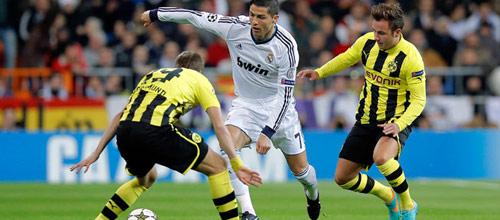 Лига Чемпионов: Боруссия Д - Реал Мадрид